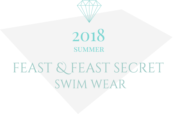 feast & feast secret swim wear